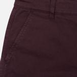 Мужские брюки Armor-Lux Heritage Chino Men's Trousers Penombre Red photo- 2