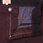 Мужские брюки Armor-Lux Heritage Chino Men's Trousers Penombre Red photo- 1