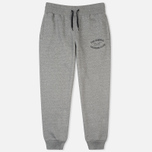 ASICS Graphic Brushed Cuffed Men`s Trousers Grey photo- 0