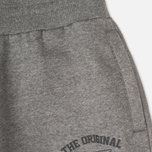 ASICS Graphic Brushed Cuffed Men`s Trousers Grey photo- 2