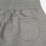 ASICS Graphic Brushed Cuffed Men`s Trousers Grey photo- 4