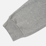 ASICS Graphic Brushed Cuffed Men`s Trousers Grey photo- 5