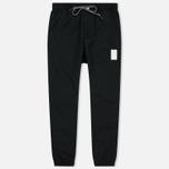 Мужские брюки ASICS Track Black/White фото- 0