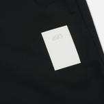 Мужские брюки ASICS Track Black/White фото- 4