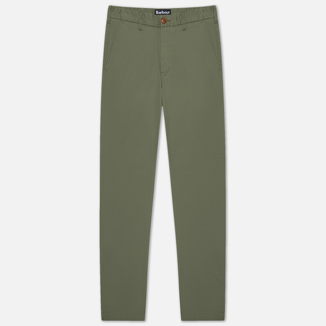 Мужские брюки Barbour Neuston Essential Chino Olive