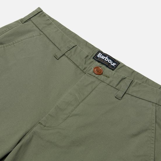 Мужские брюки Barbour Neuston Essential Chino Olive