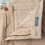 Мужские брюки Barbour Neuston Twill Stone фото- 3
