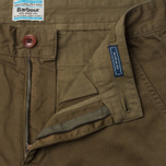 Мужские брюки Barbour Neuston Twill Willow Green фото- 2