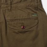 Мужские брюки Barbour Neuston Twill Willow Green фото- 3