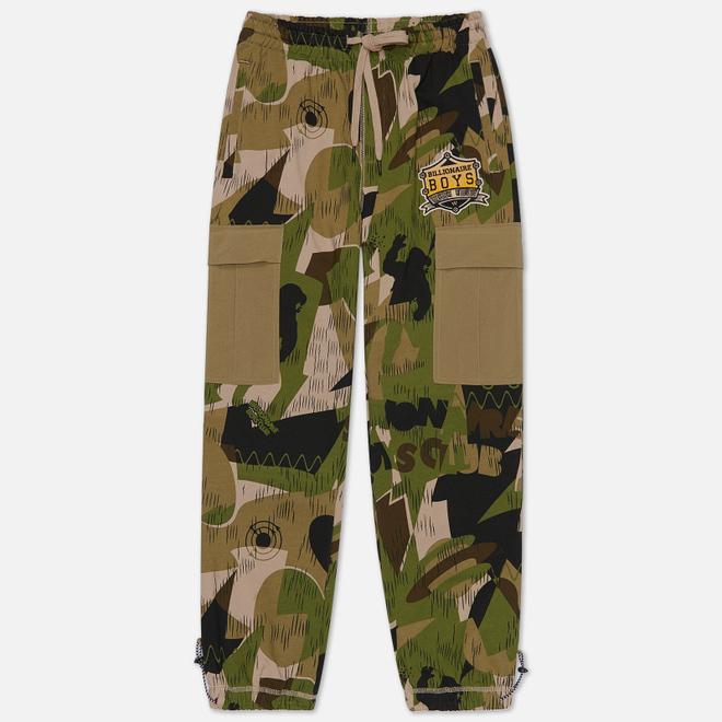 Мужские брюки Billionaire Boys Club Camo Cargo Khaki Print
