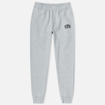 Мужские брюки Billionaire Boys Club Small Arch Logo Heather Grey фото- 0