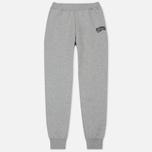 Мужские брюки Billionaire Boys Club Small Arch Logo Heather Grey/Black фото- 0