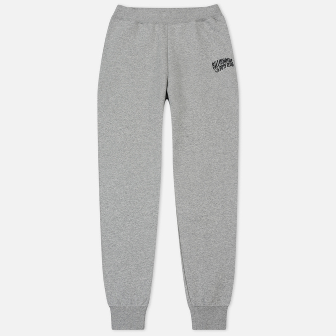 Мужские брюки Billionaire Boys Club Small Arch Logo Heather Grey/Black