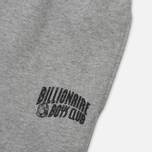 Мужские брюки Billionaire Boys Club Small Arch Logo Heather Grey/Black фото- 1