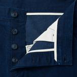 Bleu De Paname Civile Denim 10 Oz Trousers Indigo photo- 2