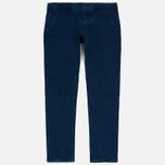 Мужские брюки Bleu De Paname Civile Yor Denim 13 Oz Indigo фото- 0