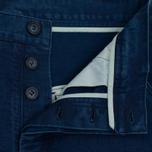 Мужские брюки Bleu De Paname Civile Yor Denim 13 Oz Indigo фото- 1