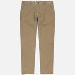 Мужские брюки Bleu De Paname Civile Yor Denim 13 Oz Mastic фото- 0