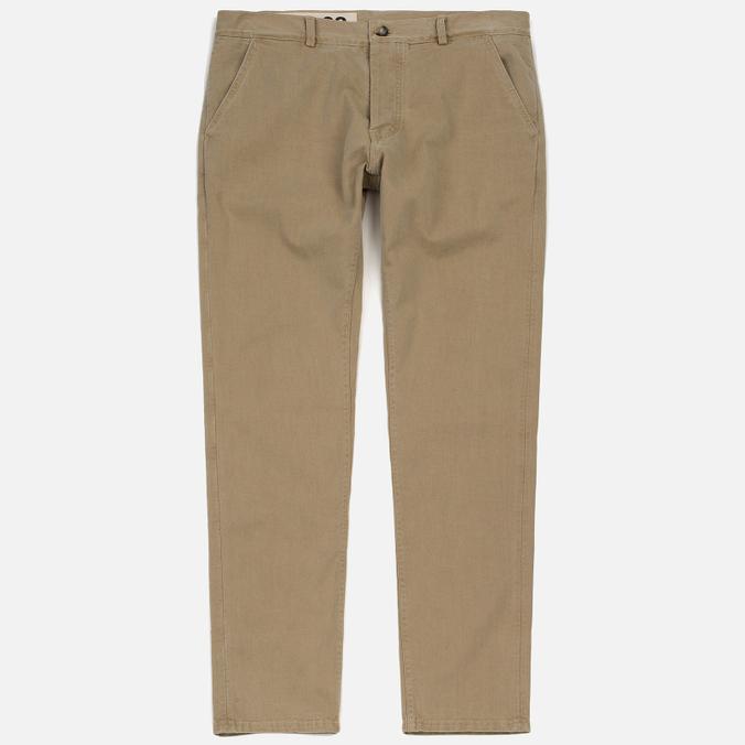Мужские брюки Bleu De Paname Civile Yor Denim 13 Oz Mastic