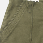 Мужские брюки Bleu De Paname Fatigue Khaki фото- 2