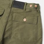 Мужские брюки Bleu De Paname Fatigue Khaki фото- 3
