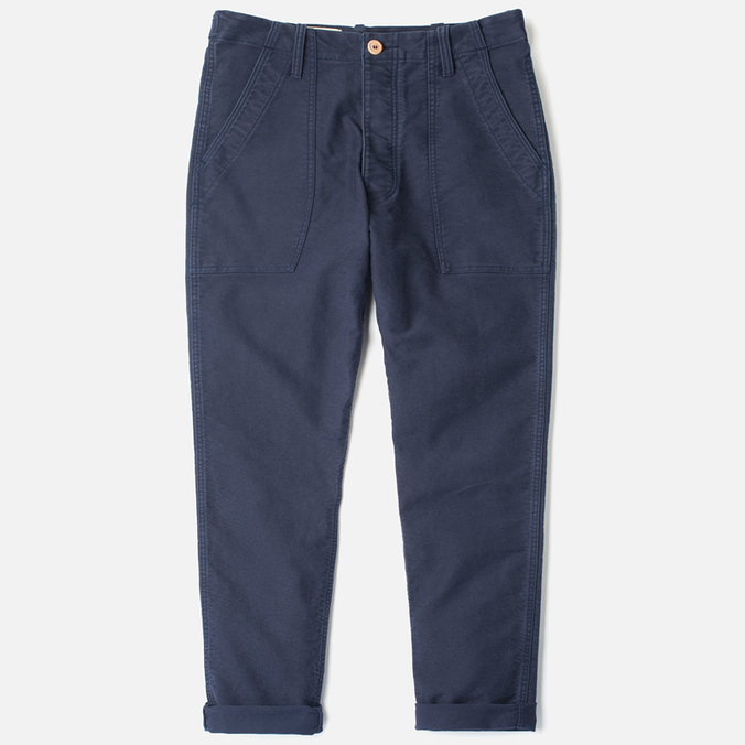 Мужские брюки Bleu De Paname Fatigue Marine