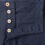 Мужские брюки Bleu De Paname Fatigue Marine фото- 1