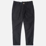 Bleu De Paname Fatigue Trousers Noir Charbon photo- 0