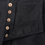 Bleu De Paname Fatigue Trousers Noir Charbon photo- 1
