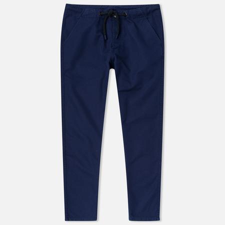 Bleu De Paname Jump Cote Men's Trousers Blue