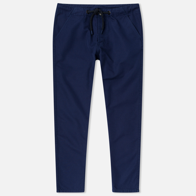 Bleu De Paname Jump Cote Men's Trousers Blue
