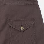 Мужские брюки Bleu De Paname Jump Cote Brown фото- 3