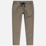 Мужские брюки Bleu De Paname Jump Cote Olive фото- 0
