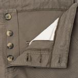 Мужские брюки Bleu De Paname Jump Cote Olive фото- 2