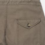Мужские брюки Bleu De Paname Jump Cote Olive фото- 3