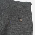Мужские брюки Bleu De Paname Knit Milano Anthracite фото- 3