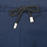 Bleu De Paname Knit Milano Trousers Indigo photo- 1