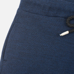 Bleu De Paname Knit Milano Trousers Indigo photo- 2