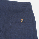 Bleu De Paname Knit Milano Trousers Indigo photo- 3