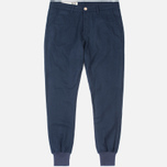 Мужские брюки Bleu De Paname Loisir Laine Marine фото- 0