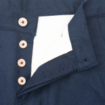 Мужские брюки Bleu De Paname Loisir Laine Marine фото- 1