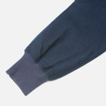 Мужские брюки Bleu De Paname Loisir Laine Marine фото- 4