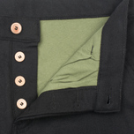 Мужские брюки Bleu De Paname Loisir Laine Noir фото- 1