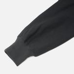 Мужские брюки Bleu De Paname Loisir Laine Noir фото- 4