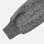 Мужские брюки Bleu De Paname Loisir Tweed Anthracite фото- 4