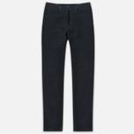 Мужские брюки Blue Blue Japan J5421 Hairly Fleece Ankle Line Grey фото- 0