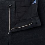 Мужские брюки Blue Blue Japan J5421 Hairly Fleece Ankle Line Grey фото- 1