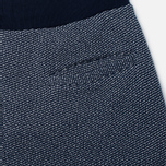 Мужские брюки Blue Blue Japan J5446 Crepe Sweat Rib Hem Navy фото- 2