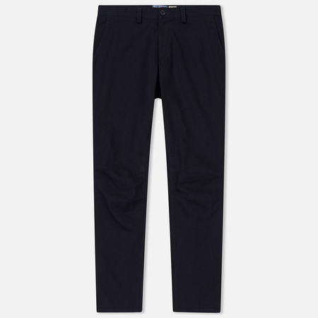 Мужские брюки Blue Blue Japan J5631 Ho Cotton Farmer Indigo