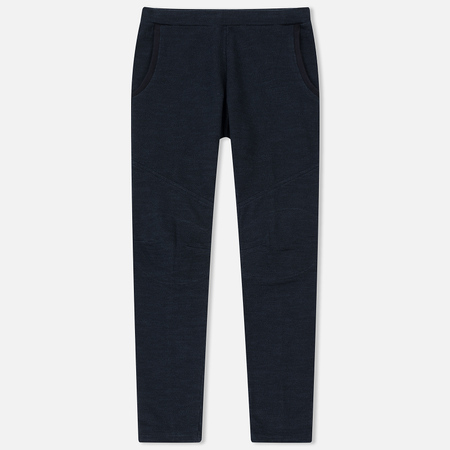Мужские брюки Blue Blue Japan J5669 Big Slub Slim Riding Dark Navy